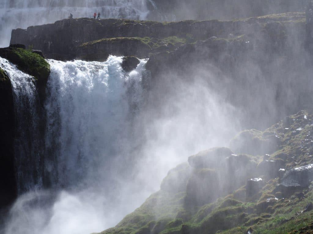 cascades d'Islande