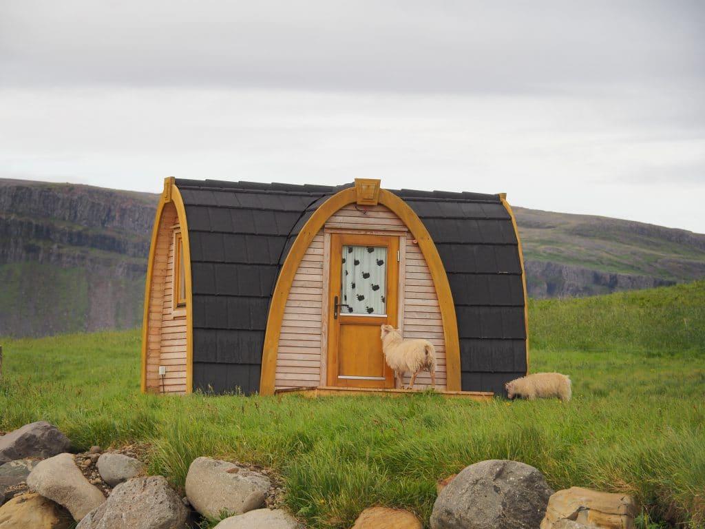 Camping de mélabnés