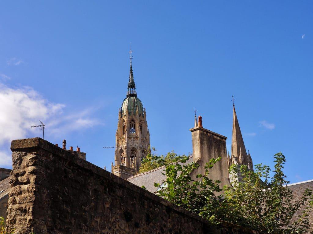 Cathédrale de Bayeux.