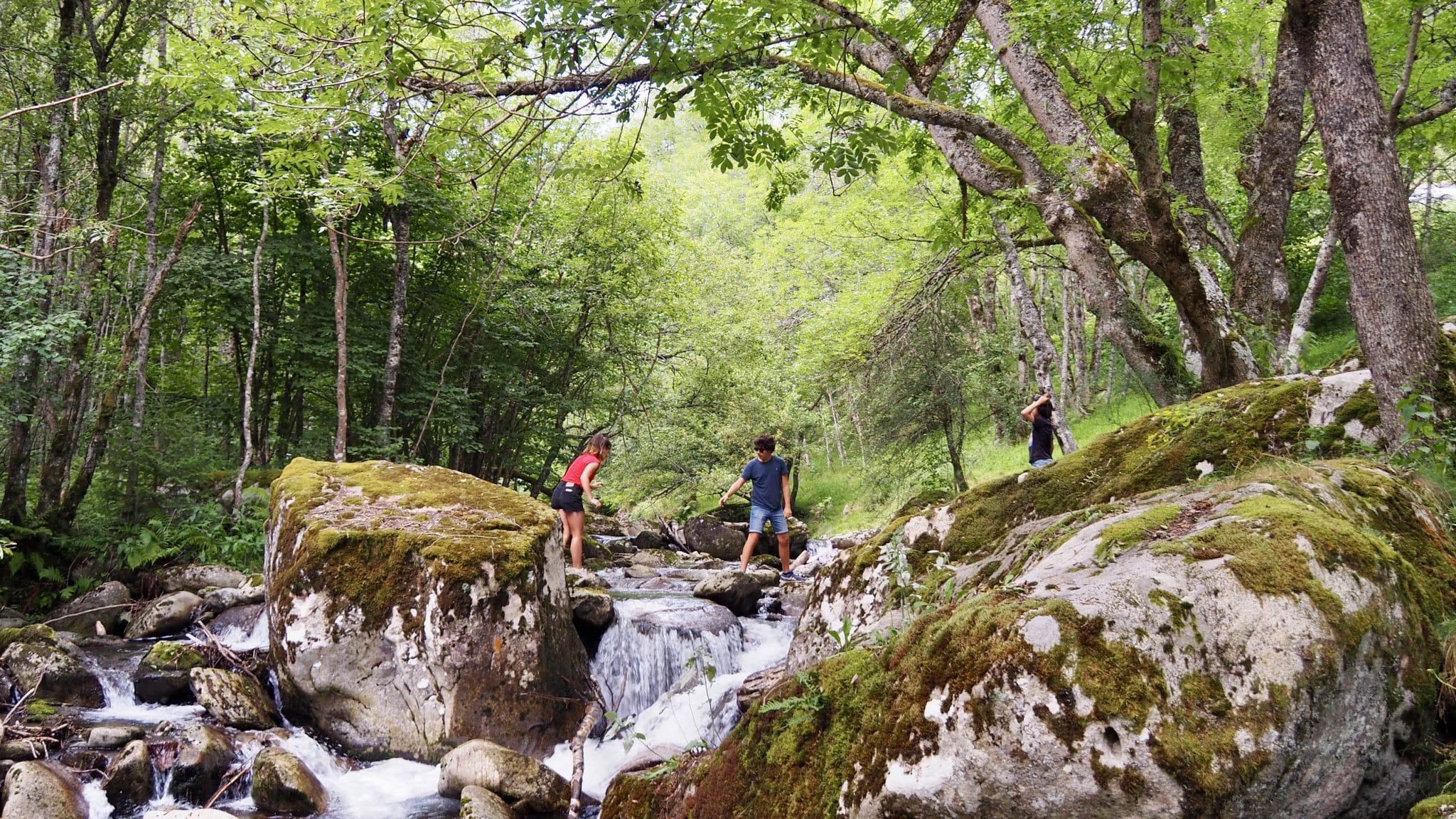 Week-end en Ariège