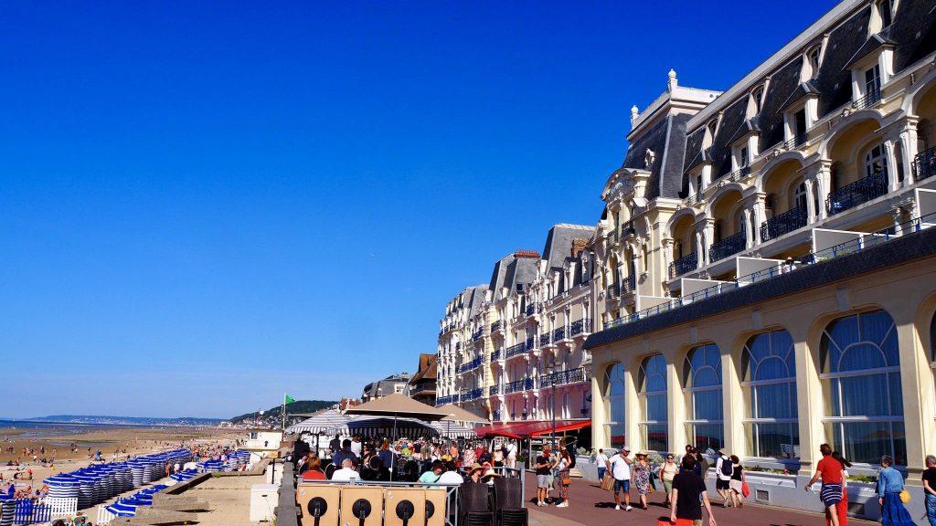 Cabourg et la promenade de Proust