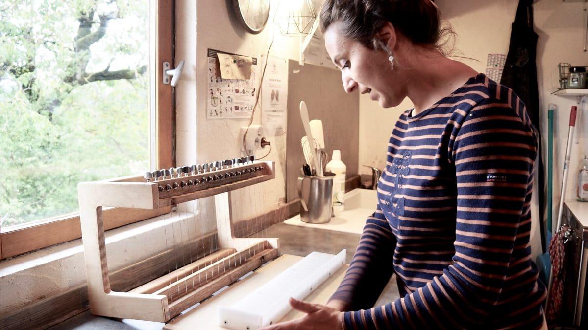 atelier de fabrication savon bio